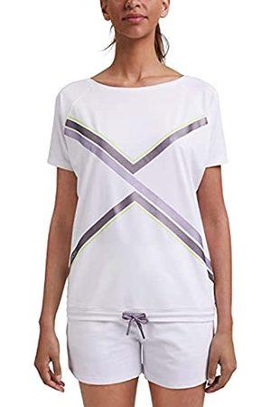 Esprit Damen 041EI1K306 Yoga-Shirt