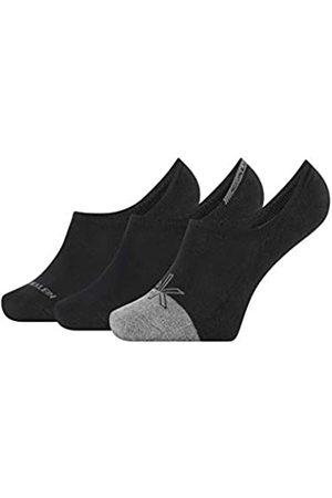 Calvin Klein Socks Mens Iconic Logo Men's Liner (3 Pack) Socks