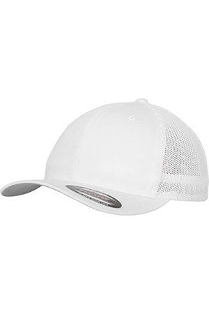 Flexfit Mesh Trucker Kappe (White)