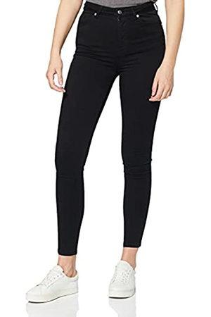 NA-KD Damen Skinny High Waist Jeans