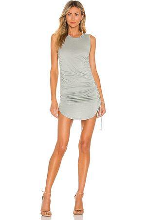 Steve Madden Shimmer Knit Cinch Mini Dress in . Size XS, S, M.