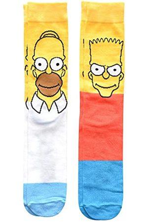Hyp The Simpsons Herren Socken Bart and Homer