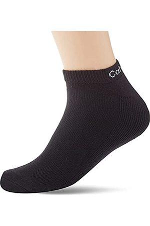 Calvin Klein Socks mens Sneakersocken, 6er Pack, WHITE/GREY/BLACK, 40/46 Socks