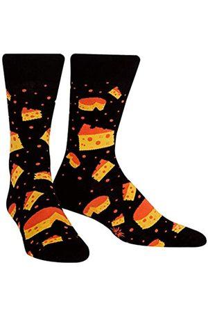 Sock It To Me Herren Socken String Cheese Theory - lustige Herren Socken stinkender Käse Käsesocken Gr.42-47 One Size