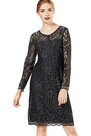 Cream Damen Fie Lace Dress Kleid