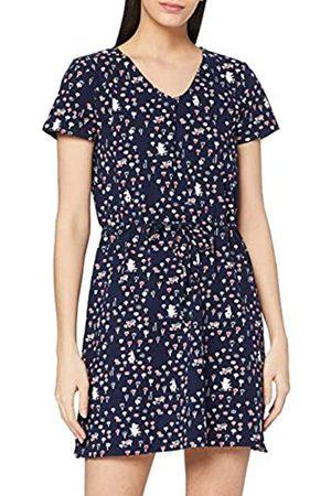 People Tree Damen Moomin V-Neck Dress Lssiges Kleid