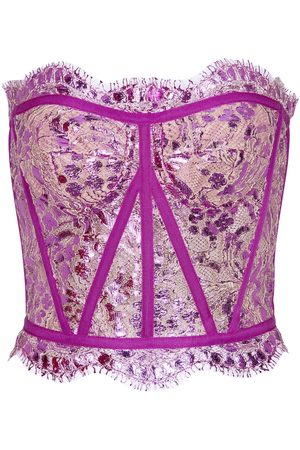 Dolce & Gabbana Bustier aus Spitze