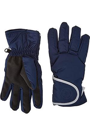 Sterntaler Wasserabweisende und wasserdichte Fingerhandschuhe mit Klettverschluss, Alter: 5-6 Jahre, Größe: 4