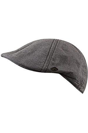 Chillouts Erwachsene Cap Kyoto Hat Baseballkappe, 31 White/Grey Check