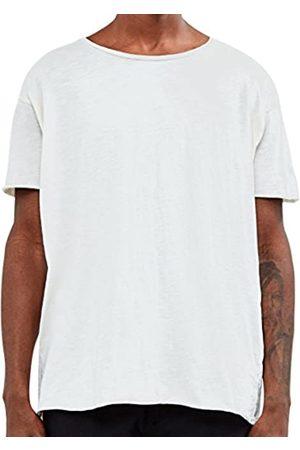 Nudie Jeans Unisex-Erwachsene Roger Slub T-Shirt