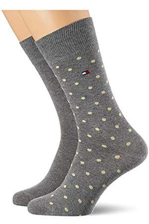 Tommy Hilfiger Mens Dot Men's (2 Pack) Socks