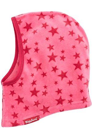 Playshoes Fleece-Schlupfmütze Sterne softe und atmungsaktive Schlupfmütze, Kinder - Unisex