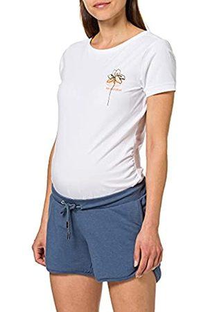 Mama Licious Damen MLGEGGO Sweat A. V. Shorts