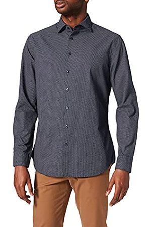 Seidensticker Herren Shaped Fit Langarm Oxford Hemd