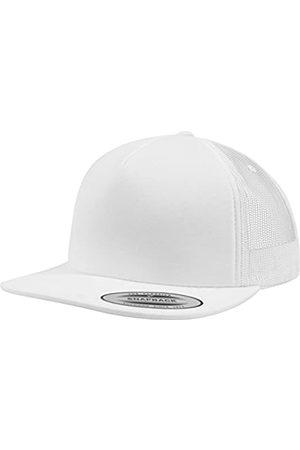 Flexfit Uni Foam Trucker Cap, White
