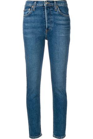 RE/DONE Damen Skinny - Klassische Skinny-Jeans