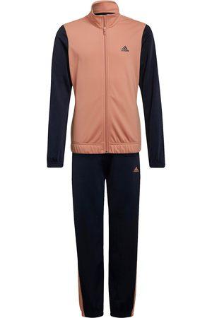 Adidas ESSENTIALS PRIMEGREEN Trainingsanzug Mädchen