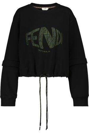 Fendi Wendbares Sweatshirt Vertigo