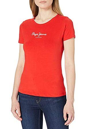 Pepe Jeans Damen T-Shirt , 244März Red