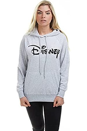 Disney Damen Logo Kapuzenpullover