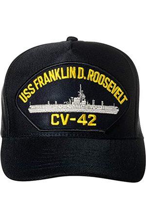 Artisan Owl USS Franklin D. Roosevelt CV-42 Flugzeugträgerschiff Emblem Aufnäher