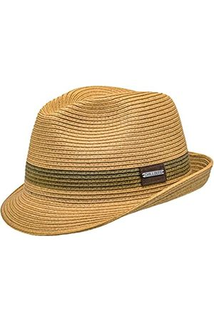 Chillouts Herren Fort Myers Panama-Hut, 83 Brown/Olive