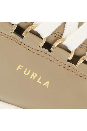 Furla Sneakers - Hikaia Low Lace-Up Sneaker T. 20 - Vitello Soft - in - für Damen