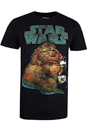 STAR WARS Herren Jabba T-Shirt