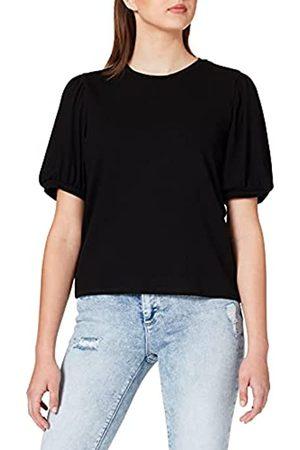 Object T-Shirt OBJJAMIE S/S TOP NOOS, Black
