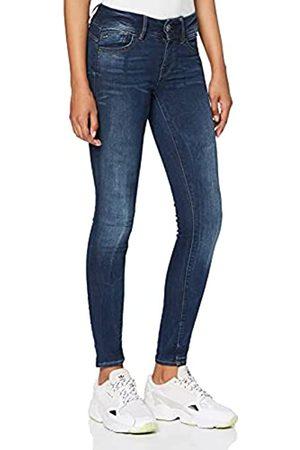 G-Star Damen Lynn Mid Waist Skinny D06746 Jeans