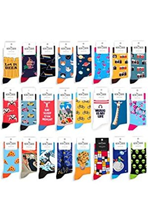 AlterSocks Socken mit berühmten Gemälden & Personen/Unisex Mann Frau/trendiges & stylisches Design/Größer 36 – 45 / Strümpfe, Socks, Socke