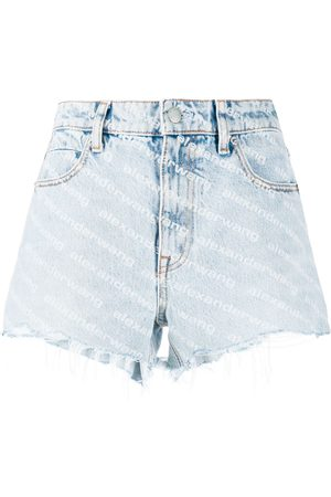 Alexander Wang Bite' Jeans-Shorts