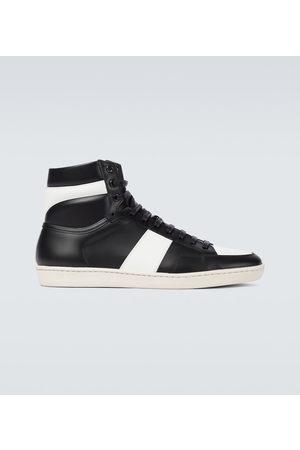 Saint Laurent Sneakers Court Classic SL/10H aus Leder