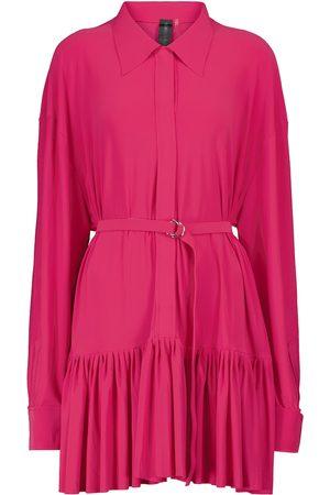 Norma Kamali Oversize-Hemd aus Jersey