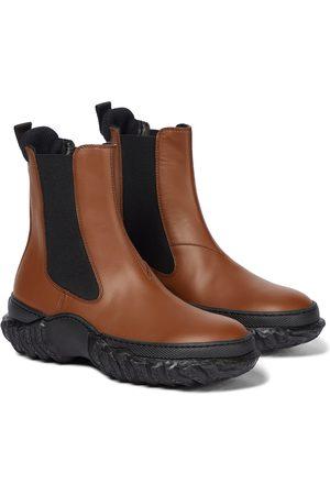 Marni Chelsea Boots aus Leder