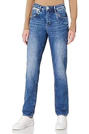 Herrlicher Damen Piper HI Conic Recycled Denim Jeans
