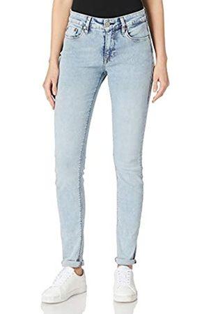 Herrlicher Damen Super G Slim Reused Denim Jeans