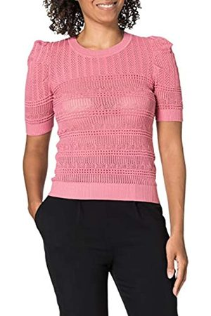 Morgan Damen Pull col Rond Maille ajourée MLILOU Pullover