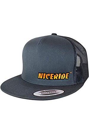 NICERIDE The Cledus Classic 6006 Snapback Trucker Baseballmütze - Schwarz - Einheitsgröße