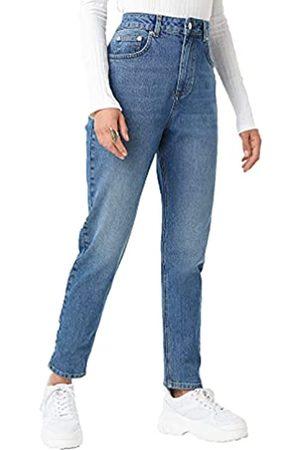 NA-KD Damen Mom Jeans