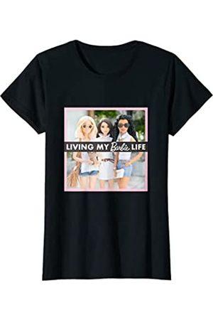 Barbie Damen T-Shirt, Life