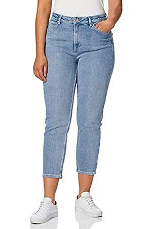 JDY Damen KAJA Life HI STRGHT ANK LB DNM NOOS Jeans