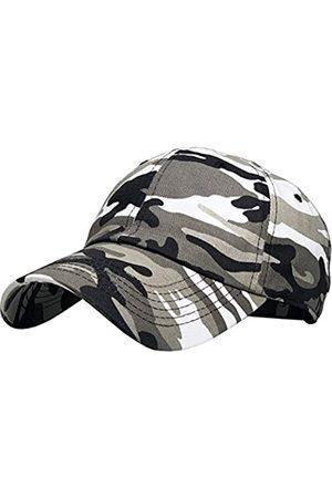 KBETHOS KB-LOW CIT Klassischer Baumwoll-Papa-Hut mit verstellbarer
