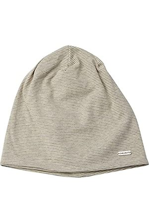 Chillouts Unisex Pittsburgh Longbeanie, 75 Nude/Grey