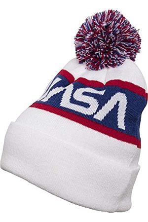 Mister Tee Uni NASA Beanie Knitted Wintermütze