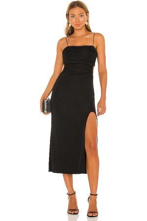 Cinq A Sept Mariah Midi Dress in . Size 00, 4, 6, 8.