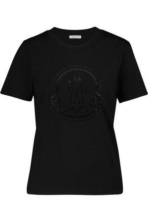 Moncler T-Shirt aus Baumwoll-Jersey