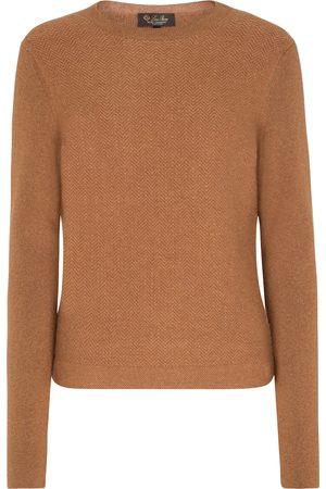 Loro Piana Damen Strickpullover - Pullover aus Kaschmir