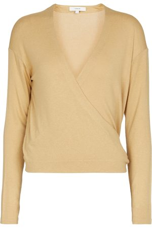 Vince Pullover Lounge Wrap