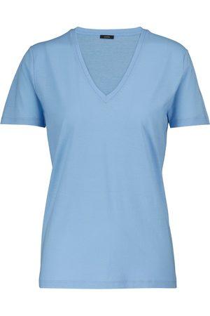 Joseph T-Shirt aus Baumwoll-Jersey